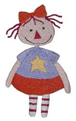 Smilin Annie embroidery design