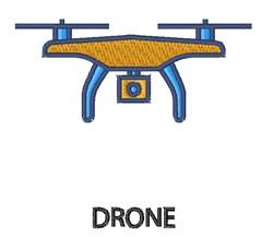 Drone embroidery design