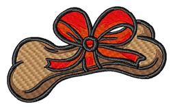 Dog Bone embroidery design