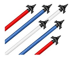 Military Jets embroidery design