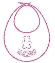 Baby Bib embroidery design
