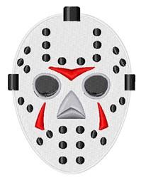 Jason Hockey Mask embroidery design