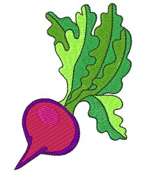 Sugar Beet embroidery design