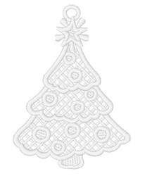 FSL Tree embroidery design