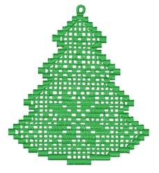 FSL Christmas Tree embroidery design