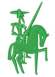 Man Of La Mancha embroidery design