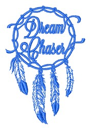 Dream Chaser embroidery design