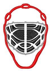 Hockey Mask embroidery design