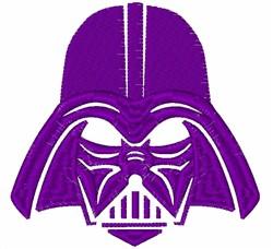 Darth Vader embroidery design