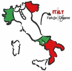 Italy Fashion & Elegance embroidery design