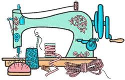 TS7544 embroidery design