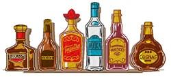 Drink Bottles embroidery design