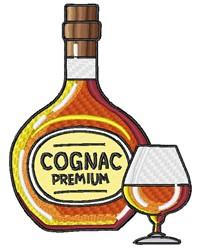 Cognac Premium embroidery design