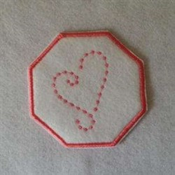 ITH Octagon Gift Bag embroidery design