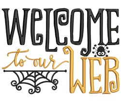 Welcome To Web embroidery design