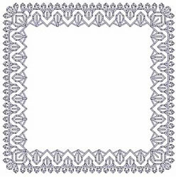 Lace Borders Embroidery Designs Machine Embroidery