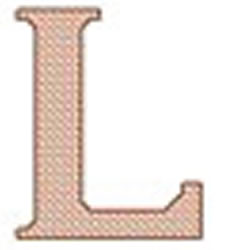 Cool Letter L Designs 49123 Usbdata