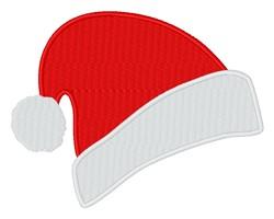 Ornaments Santa Hat embroidery design