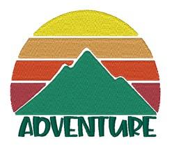 Adventure embroidery design