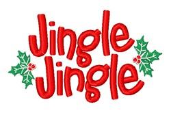 Jingle Jingle embroidery design