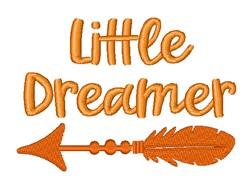 Little Dreamer embroidery design