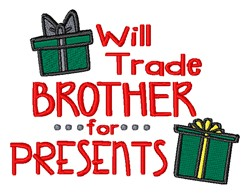 Will Trade Brother embroidery design