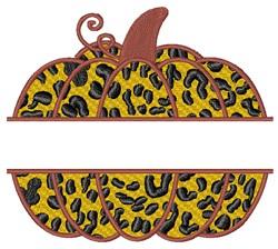 Pumpkin Namedrop embroidery design