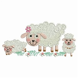 8b62a6d85 Sheep Designs for Embroidery Machines