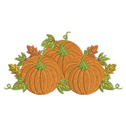 fall machine embroidery designs