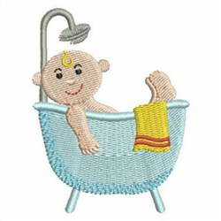 Bath baby embroidery designs machine embroidery designs for Bathroom embroidery designs