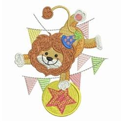 circus machine embroidery designs