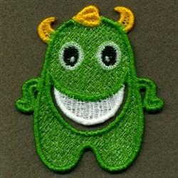 FSL Monster Bookmarks embroidery design