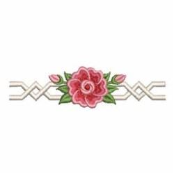 Celtic Rose embroidery design