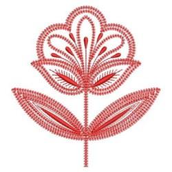 RW Bloom embroidery design