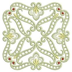 Satin Decoration embroidery design
