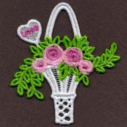 FSL Roses embroidery design