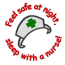 Nurse Hat embroidery design