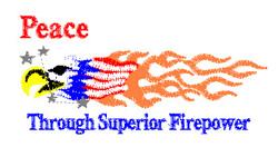 Superior Firepower embroidery design