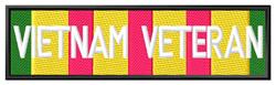 Vietnam Vet embroidery design