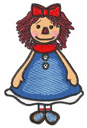 American Girl embroidery design