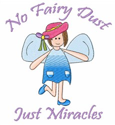 Miracle Angel embroidery design