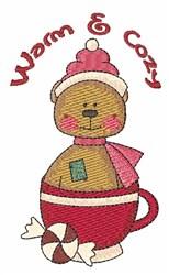 Warm & Cozy embroidery design
