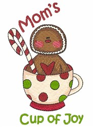 Cup Of Joy embroidery design
