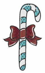 Xmas Candy embroidery design
