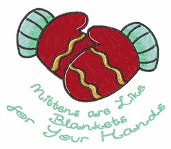 For Your Hands embroidery design