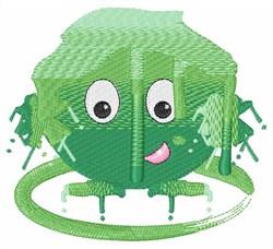 Slime Creature embroidery design
