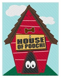 House of Poochi embroidery design