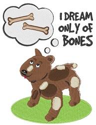 Bone Dream embroidery design
