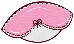 Sleeping Mask embroidery design