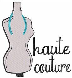 Haute Couture embroidery design